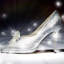 Para el gran dia (: ! Zapato_cristal