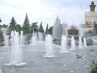 Moscow Fountain