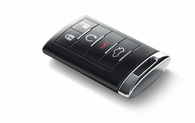 high technlogy car keys security system