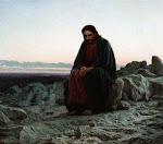 """""""Retiróse al monte para orar y pasó la noche orando a Dios"""" (Lc 6,12)"""