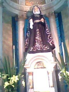 Nuestra Señora de la Piedad , ruega por nosotros