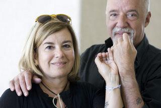Christina Oiticica Y Paulo Coelho ¡GRACIAS!
