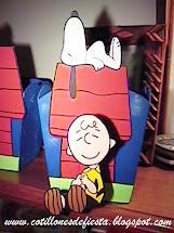 Cotillón Snoopy