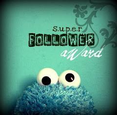 Award untuk 'follower'ku