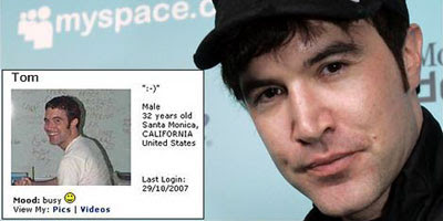 Tom Anderson, il creatore di MySpace