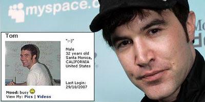 Tom Anderson, il creatore di MySpace