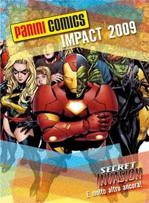 Panini Comics Impact 2009