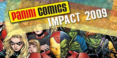 Eventi - Panini Comics Impact