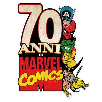 70 anni di Marvel