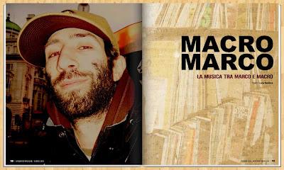 Musica: intervista a Macro Marco su Basement # 18