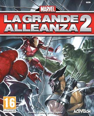 Marvel: La Grande Alleanza 2 by Gabriele Dell'Otto