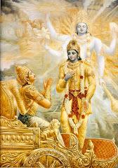 """Karmani ave adhikars te ma phalesu kadachana ma karmaphal hetur bhoo ma sangostu akramani."""