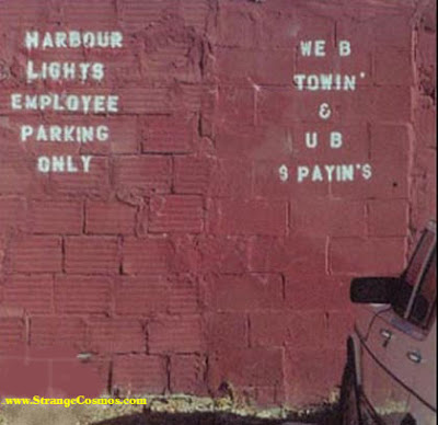 15 Hilarious No Parking Signs