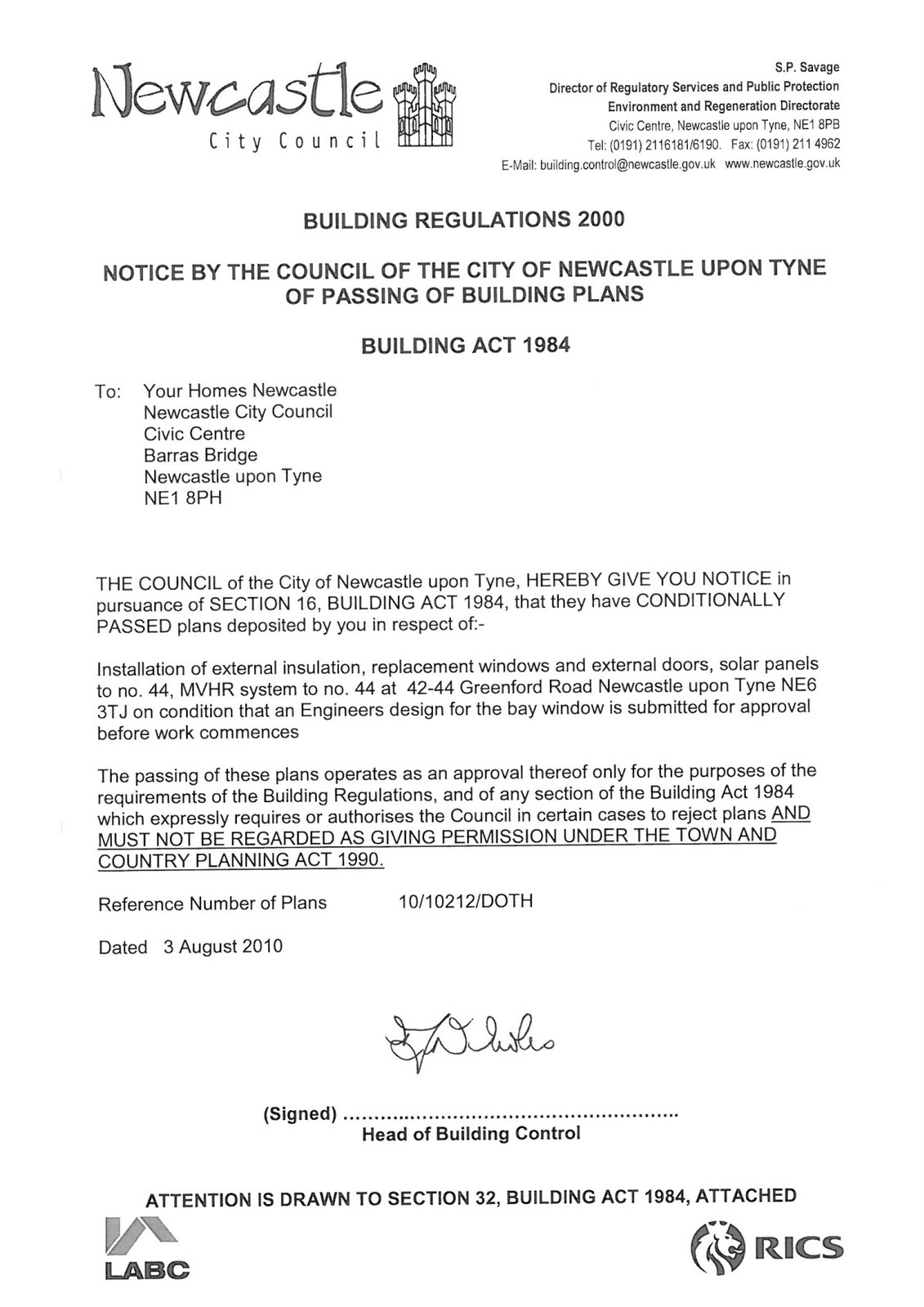 Building regulations walker garden suburb for Construction rules and regulations