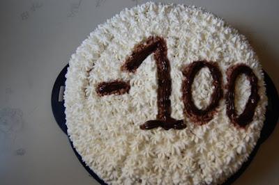 Countdown pie
