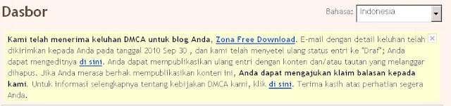 zona free download dmca