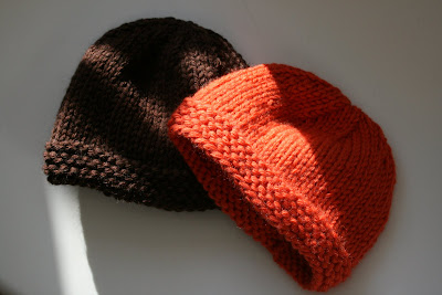 Double Knitting Hat Pattern : S A S Knits It Again: Double Knitting (with free pattern)