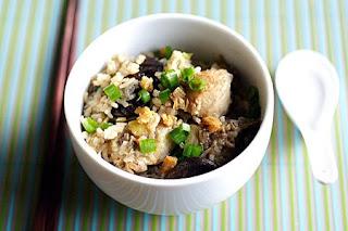 Claypot Chicken Rice Recipe (Without Claypot)