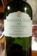 From Maipu Mendoza a great Cabernet Sauvignon. It reminds me to Bramare CS .
