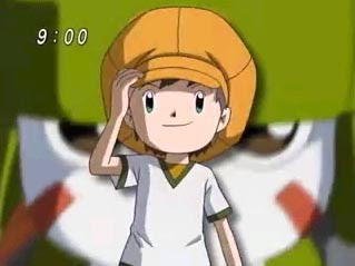 Digimon Frontier Rhinokabuterimon Ohime Del Anime...