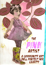 """The Pink Artist"