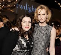 Melissa Rosenberg et Stephenie Meyer - Twilight 4