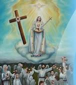 EJERCITO VICTORIOSO DE LOS CORAZONES TRIUNFANTES DE JESÚS Y MARÍA