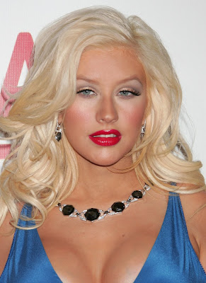 Christina Aguilera sexy picture