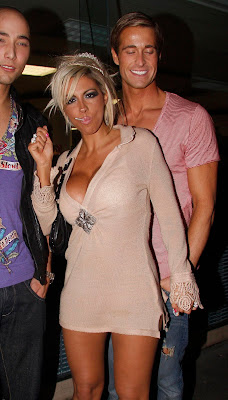 Jodie Marsh in Celebrity Moment Photohoot
