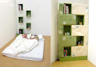 4 10 camas pra lá de criativas
