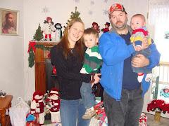 Greg & Family
