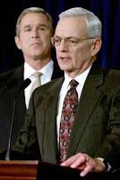 Treasury Secretary Paul O'Neill