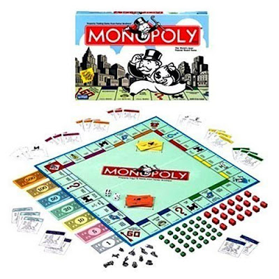 Monopoly: Teaching our kids about business