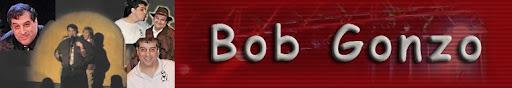 Comedian Bob Gonzo