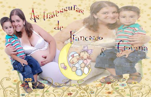 As travessuras de Francisco & Giovana