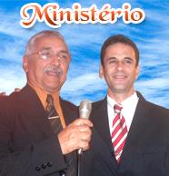 Pr. Paulo Zanardi e o Evangelista Luiz Carlos