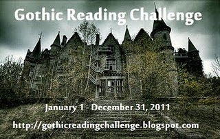 Gothic Reading Challenge