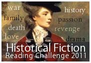 Historical Fiction Challenge 2011