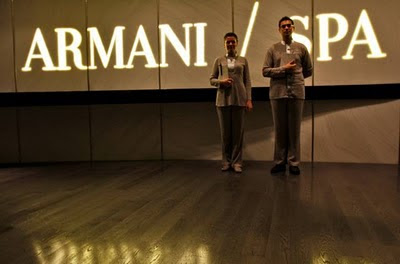 World's first Armani Hotel opens in Dubai