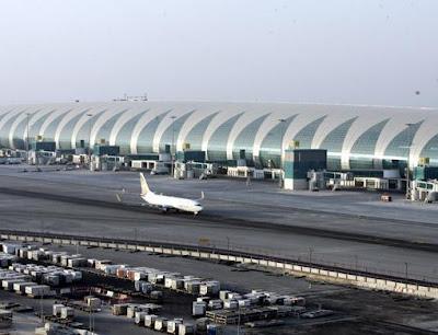 First flight sail through Emirates Terminal 3