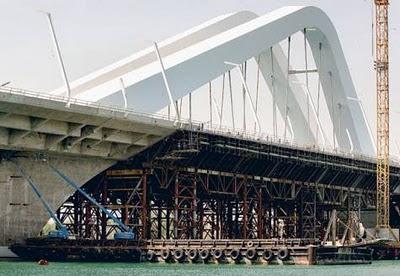 New bridge in Abu Dhabi to help drivers save 15 minutes