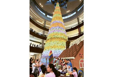 Christmas celebrations in the UAE