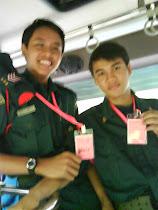 .bersama saudara Khair.