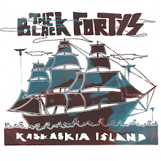 The Black Fortys played in 2009