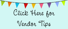 Vendor Tips from Me!