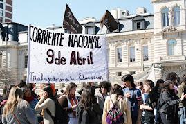 La 9 de Abril en Ministerio Educación