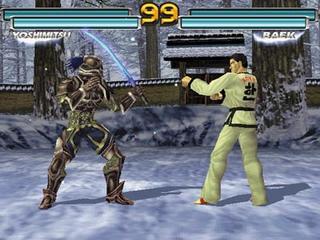 [Dossier] La série des TEKKEN Tekken+Tag0