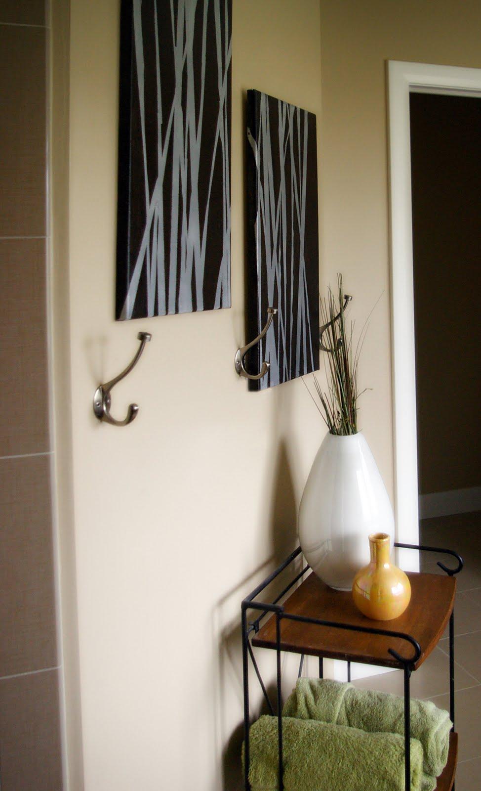 Create some modern wall art,