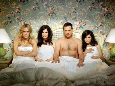 big love las tres desnudas