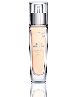 lancome teint miracle foundation in the united kingdom